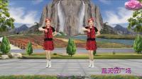 2018最新蓝天云广场舞 水兵舞《想西藏》附教学