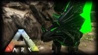 【矿蛙】方舟生存进化 灭绝#03 神级跳鼠! 泰克角龙! 苏菲还偷了个龙蛋