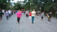 自娱自乐广场舞: 青海花儿