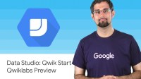 Data Studio: Qwik Start - Qwiklabs Preview