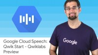 Google Cloud Speech: Qwik Start - Qwiklabs Preview