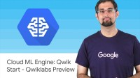 Cloud ML Engine: Qwik Start - Qwiklabs Preview