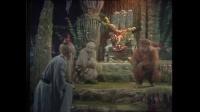 太白金星花言巧语,又一次邀请猴子上天,猴子听了却兴奋不已!