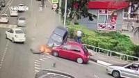 拍客世界杯: 索契发生严重车祸