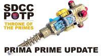 KL變形金剛玩具分享326 PRIMA 至尊戰士更新!