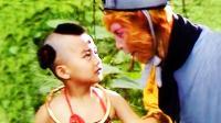 红孩儿的父亲是孙悟空 母亲是这个鬼王?