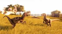 【虾米】侏罗纪世界进化EP7, 双脊大战迅猛龙!