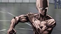 一拳超人:琦玉老师参加英雄考级,一拳挥出考官直接被吓懵了