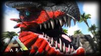 【矿蛙】方舟生存进化 灭绝#04 苏菲附体菊花信! 菊花还给我!