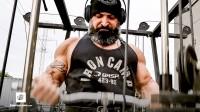 IFBB职业选手Cisternino的不同寻常手臂训练