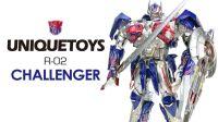KL變形金剛玩具分享327 Unique Toys R-02 騎士擎天柱