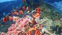 普吉岛游船倾覆水下42米沉船状态