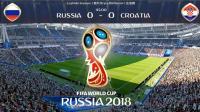 FIFA2018俄罗斯世界杯: 俄罗斯vs克罗地亚! 神预测!