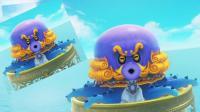 [宝妈趣玩]超级马里奥奥德赛★26: 大章鱼boss被释放, 圈粉无数!