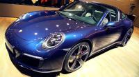 最有魅力的911 内外实拍2018保时捷Targa 4S