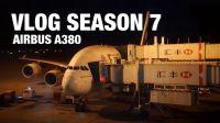#VLOG165# 最奢华的航空-乘坐阿联酋航空A380是什么感受