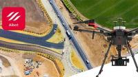莱卡大疆联合打造  Leica Aibot 无人机测绘解决方案