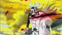 【死神-bleach】一护大神最强形态, 秒天秒地秒空气, 最强版的月牙天冲很无解!