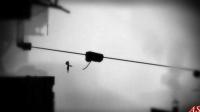 地狱边境: 那一刻, 我离那根绳子只有一厘米的距离, 然后我就。。