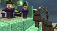 GMOD游戏钢铁侠被邪恶巫师抓去史蒂夫能否救回