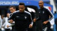 世界杯最嗨球队:法国队赢球边走边跳难掩喜悦