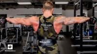 Chase Bergner - 倒三角背肌与肩部训练