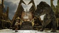 2分钟看完科幻喜剧电影《失落的大陆》, 霸王龙智商堪比外星人!