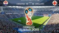 FIFA2018俄罗斯世界杯: 英格兰vs克罗地亚! 神预测! 世界杯半决赛!