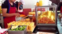 墨西哥街头小吃墨西哥人的烹饪技巧令人惊叹