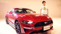 【中文全民疯车Bar】怡塵全新爱驹登场! 2018试驾新一代福特野马Mustang