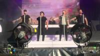 Boyzone - Love Me for a Reason (Cartmel Racecourse 2018)