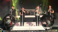 Boyzone - No Matter What (Cartmel Racecourse 2018)