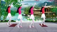 阳光溪柳广场舞《干啥呢》歌词幽默风趣, 好听好看!
