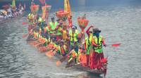 2018 冼村龍船景 - 黃村龍船