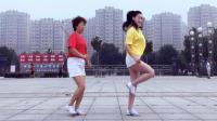 青青世界广场舞 第153集青青教你跳老少都能跳的鬼步舞《28步鬼步舞》