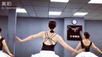芭蕾形体舞蹈芳华舞蹈舞蹈绒花