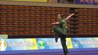 2018年全国武术套路锦标赛 女子长拳 015 王丹妮(重庆)