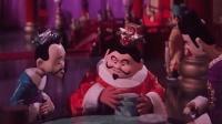 【老电影故事】1982年的木偶动画, 改编自聊斋志异, 小孩变身蛐蛐大闹皇宫