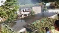 暴雨致土坎垮塌 一家4人被埋身亡