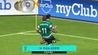 『罐头』实况足球#11 活动对战胜利#玩转世界杯#逍遥小枫大橙子歌屌德斯籽酷爱岷老白小熙
