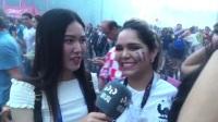 PP体育前方直击:法国女球迷难掩激动 直言本届国家队堪称黄金一代