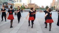 广场舞-跑马溜溜的山上-拉丁舞蹈队