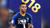 世界杯:姆巴佩:我100%会留在巴黎 合同过几年才到期
