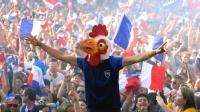 世界杯:这些让人印象深刻的球迷