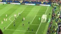 俄罗斯世界杯决赛法国队获得争议点球