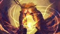 火影忍者博人传里父与子五影VS大筒木桃式, 神秘的闯入者出现!