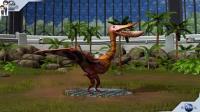 侏罗纪世界游戏第778期: 南翼龙★恐龙公园★哲爷和成哥