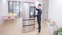 带屏幕的四开门冰箱,云米互联网冰箱 21Face 体验
