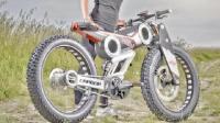 号称自行车中的SUV, 悬挂系统堪比越野摩托车, 骑在路上太拉风