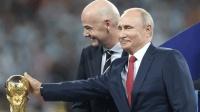 普京爆料世界杯期间 俄联合34个国家共粉碎近2500万次网络攻击